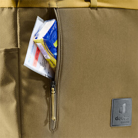 deuter UP Seoul Backpack 16+10l clay/turmeric